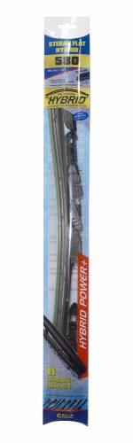 Stěrač HYBRID  580mm + 11 adaptérů TEFLON