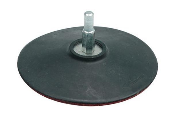 Talíř leštící/brousící 125 mm suchý zip