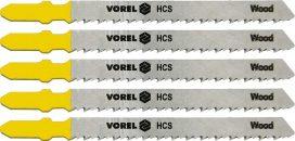 List do přímočaré pily 100 mm na dřevo TPI10 5 ks