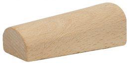 Klín na kosu dřevěný