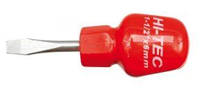 Šroubovák plochý 6 x 38 mm CrV HI-TEC