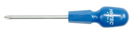 Šroubovák křížový PH2 x 100 mm CrV HI-TEC