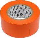 Páska samolepící  PVC 38mm x 33m oranžová