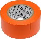 Páska samolepící  PVC 48mm x 33m oranžová