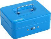 Pokladna příruční 200x160x90mm modrá