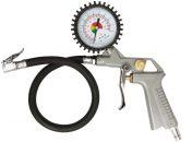 Pistole na hustění pneu s manometrem 2