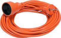 Kabel prodlužovací 10 m oranžový