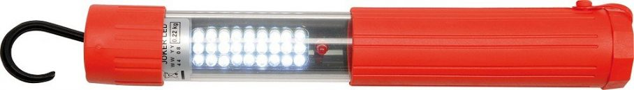 Lampa montážní LED 27 AKU nabíjecí