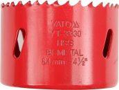 Korunka vrtací bimetalová 44 mm