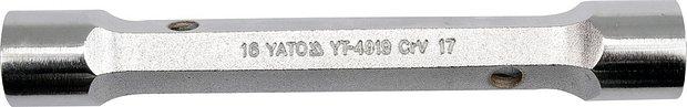 Klíč trubkový 25x28 mm