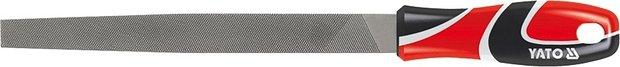Pilník zámečnický plochý středně hrubý 150 mm