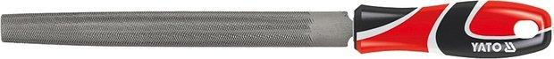 Pilník zámečnický půlkulatý středně hrubý 150 mm