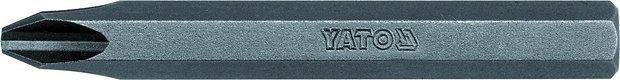 Bit křížový 8 mm PH3 x 70 mm 20 ks