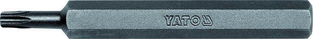 Bit TORX s otvorem 8 mm T20 x 70 mm 20 ks