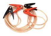 Kabely startovací 600 A  4m 100% měď ZIPPER BAG