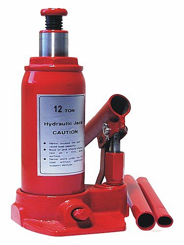Hever hydraulický 12 t  TÜV