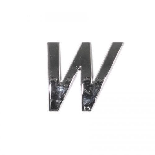 Znak W samolepící PLASTIC