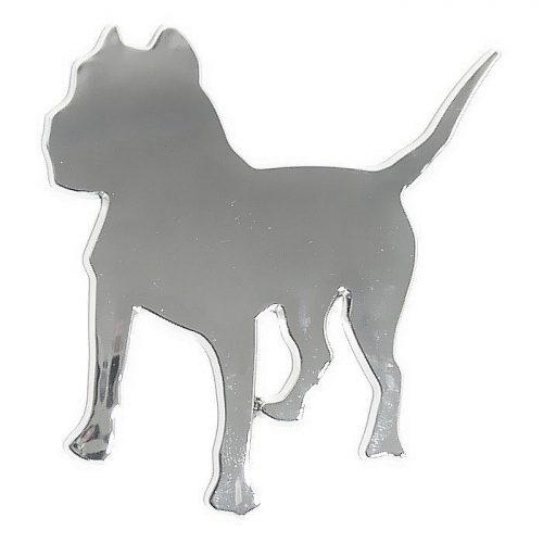 Znak DOG samolepící PLASTIC