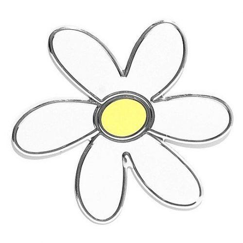 Znak BIG FLOWER samolepící PLASTIC