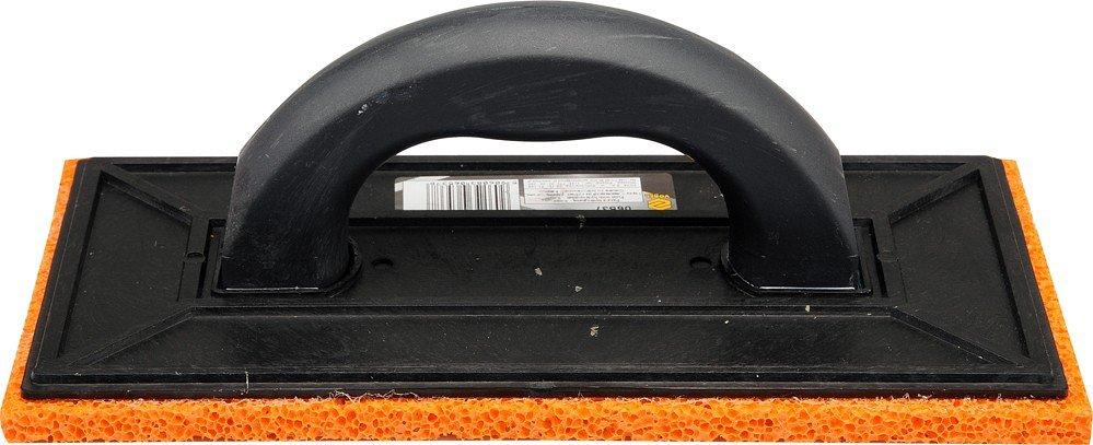 Hladítko plastové s pěnovou gumou 9mm