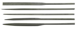 Sada pilníků jehlových 160 mm 5 ks