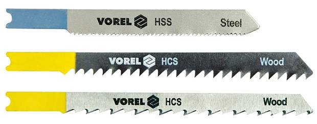 List do přímočaré pily 100 mm na dřevo a plast TPI10 5 ks