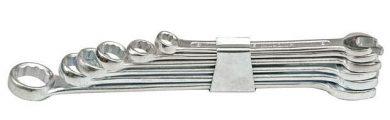 Sada klíčů očkoplochých 8 ks 6 - 19 mm spona