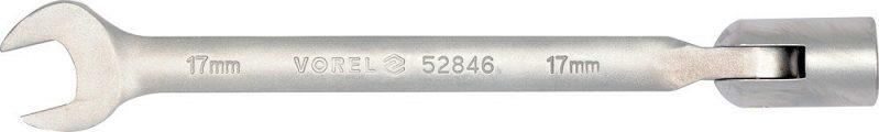 Klíč nástrčný plochý 17mm