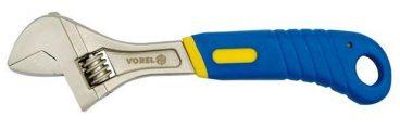 Klíč nastavitelný 300 mm plastové madlo