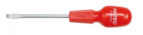 Šroubovák plochý 6 x 100 mm CrV HI-TEC