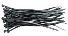 Páska stahovací 500 x 8 mm 50 ks černá