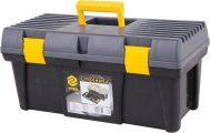 """Box na nářadí plastový 20""""  2 zámky šedé víko 50cm"""