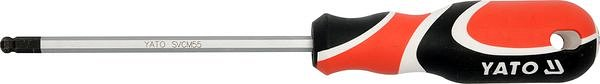 Šroubovák imbus 2 mm kulový magnetický