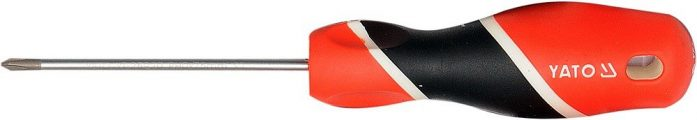 Šroubovák křížový PH0 x 100 mm magnetický S2