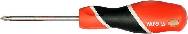 Šroubovák křížový PH1 x 75 mm magnetický S2