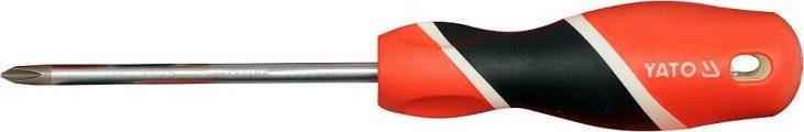 Šroubovák křížový PH2 x 100 mm magnetický S2