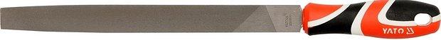 Pilník zámečnický plochý středně hrubý 250 mm