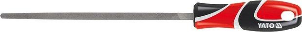 Pilník zámečnický čtvercový středně hrubý 250 mm