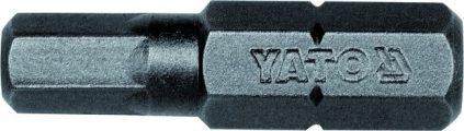 """Bit imbus 1/4"""" H5 x 25 mm 50 ks"""
