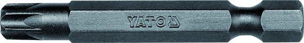 """Bit TORX 1/4"""" T40 x 50 mm 50 ks"""