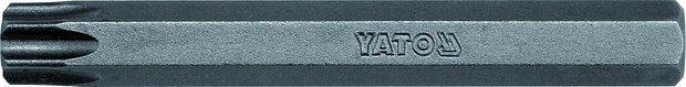 Bit TORX s otvorem 8 mm T50 x 70 mm 20 ks