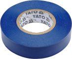 Izolační páska elektrikářská PVC 15mm / 20m modrá