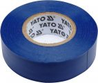 Izolační páska elektrikářská PVC 19mm / 20m modrá