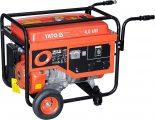 Elektrocentrála - benzínový generátor 4